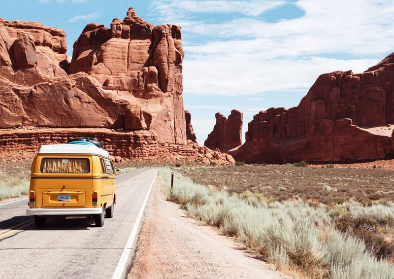 Visiting Arches National